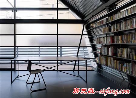 轻工业风格室内装修设计效果图(美图)