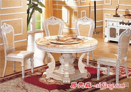 实木、大理石、玻璃餐桌挑花眼 优缺点对比及尺寸大全