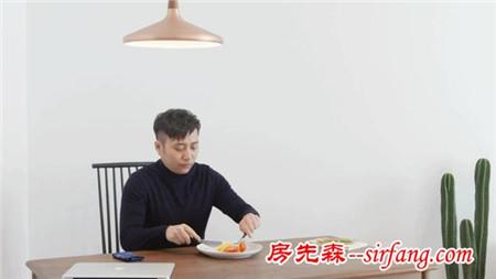 一个人住一副餐具,断舍离让他把生活过成了《我的家里空无一物》