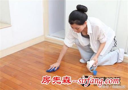 强化复合地板泡水后还可以用吗?