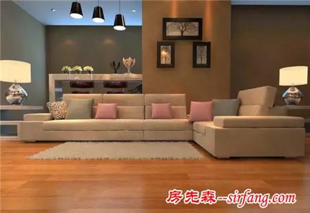 选购好的布艺沙发,让这个冬天更加温暖