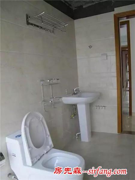农村房子洗澡间设计图