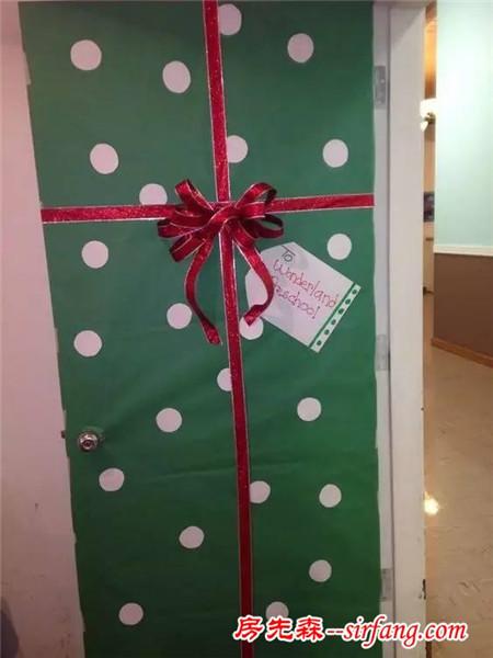 幼儿园亲子手工之圣诞环创,超多素材完美解决室内装饰!