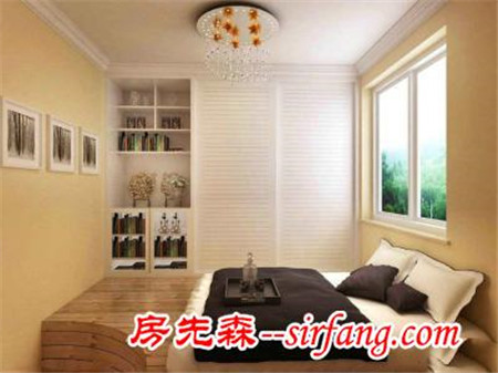 有没有人曾告诉你这样的室内设计不仅高大上还省很多空间?