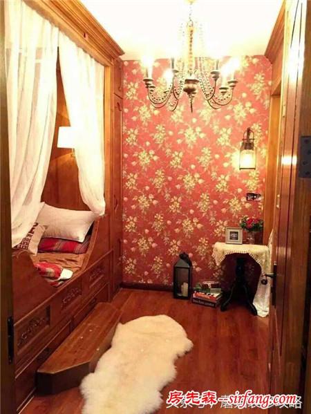 新房入住两个月,婆婆天天嘲笑我搞的装修老气,大家看看怎么样?
