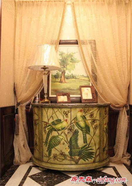 驻居在黄河边的小别墅,装修的很漂亮,惬意的人生