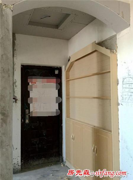 感谢木工师傅的建议,没想到我家也有大鞋柜了