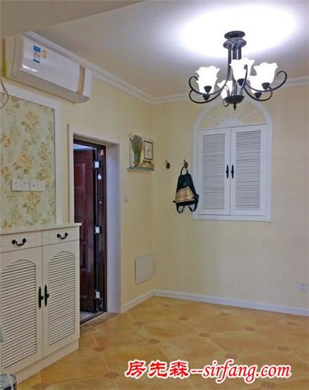 新房硬装刚装好,女儿喜欢得不得了,特别是她粉嫩的小房间