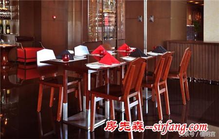 舌尖上的一点红——红木餐桌