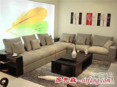 颜值与质量并存的布艺沙发如何挑?