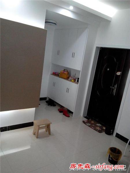 新房半包4万搞定的,卫生间的蹲便器看着心塞