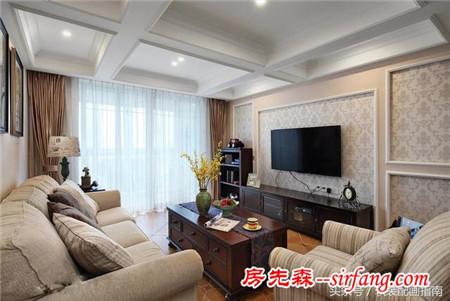 晒晒入住3天的新房,特别喜欢沙发和茶几,越住越喜欢!