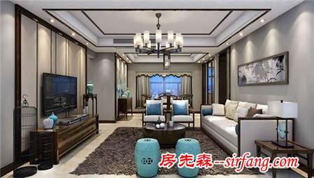 客厅装修时灯具如何选?