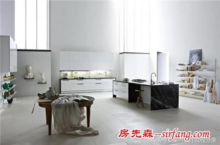 这么有性格的厨房设计!太有逼格了!