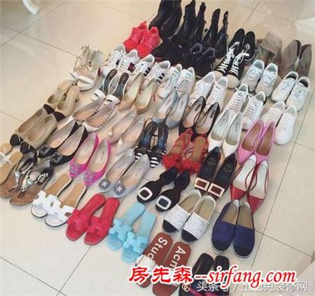 鞋子堆成山怎么办?7款鞋柜一招解决