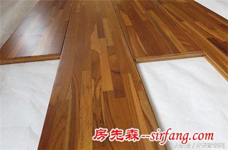 家里装修用实木复合地板好不好?实木复合地板特点!