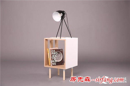 孙悟空72变?超乎想象的DIY组合家具