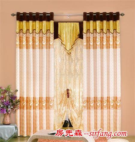 挑选窗帘有决窍,如何才能挑到省心又省钱的窗帘。