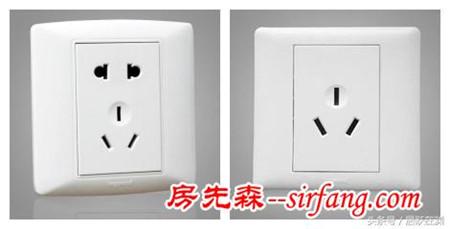 装修时选用多少安的插座?多大功率的电器可以使用?