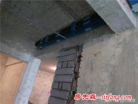 成都大金中央空调工程安装案例:城南华府空调完工