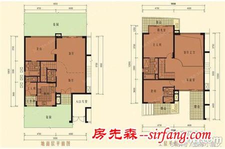 预算25万扮靓187平米 广州珊瑚天峰西式古典风格效果图