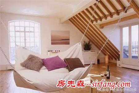 家居要舒服 少不了一个好的吊床