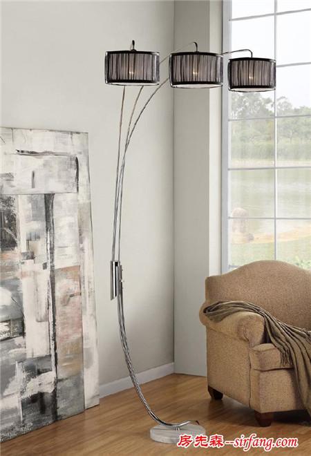 就选了一盏灯,家里的格调提升了好几个level