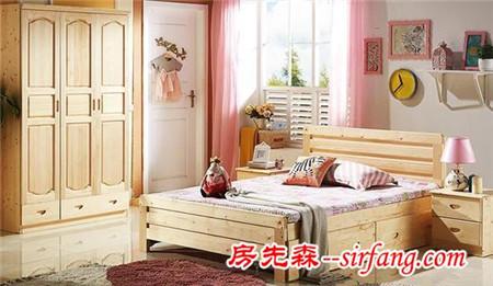 怎样挑选美观耐用的松木家具