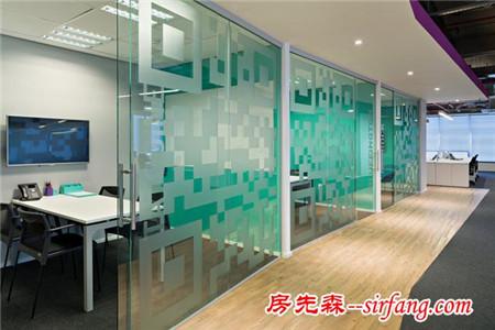 办公室装修科技感十足 这样好的创意国内不多见
