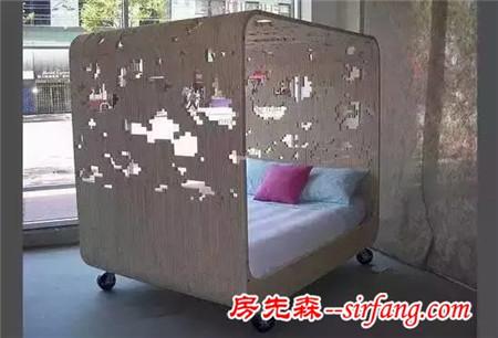 家具的世界百花齐放,其中就有奇葩