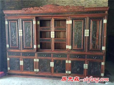 红木古典家具的使用价值,经济价值,文化价值