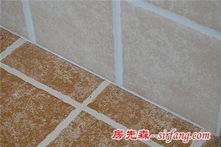 卫生间装修朋友说要墙砖压地砖,原来是这么回事