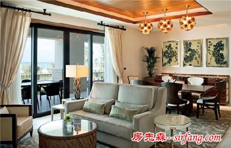 【家居美图】轻松的东南亚风格家