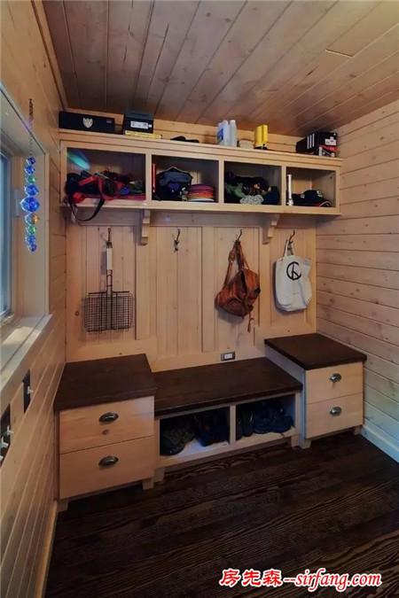 你家的鞋柜还在藏污纳垢?他家的鞋柜都可以当展览柜啦!
