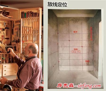 装修施工必备知识 第二章 (水电点位确认及工地标化)
