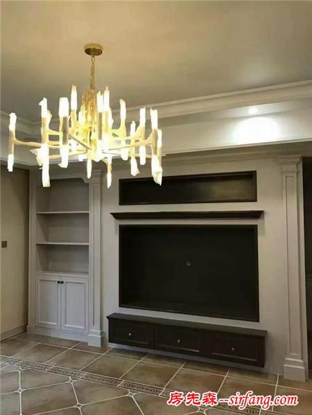 新房刚装修完,拿出来给大家晒晒,最喜欢满屋的柜子!