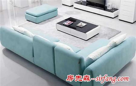 这么多客厅沙发款式 总有一款合你眼