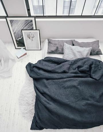极简不等于冷淡 11招让卧室更养眼