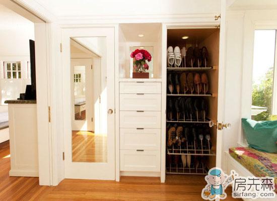 合理设计适应多种收纳需要 鞋柜收纳设计