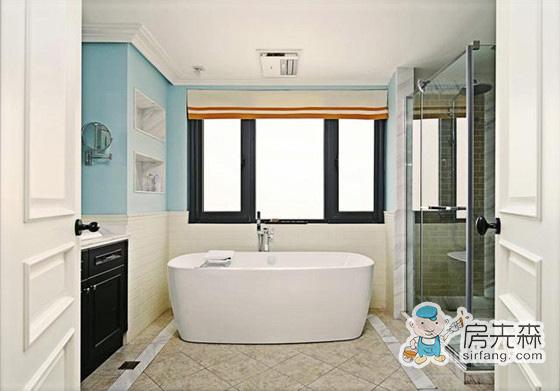 卫生间不贴瓷砖只刷防水漆,可以吗?