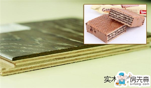 实木复合地板和强化复合地板的区别,两张图你就懂了!
