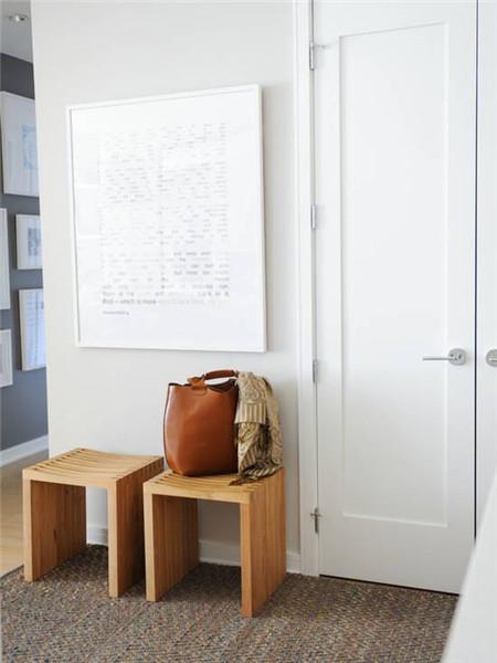 20图清爽怡人小户型 极简北欧风格公寓