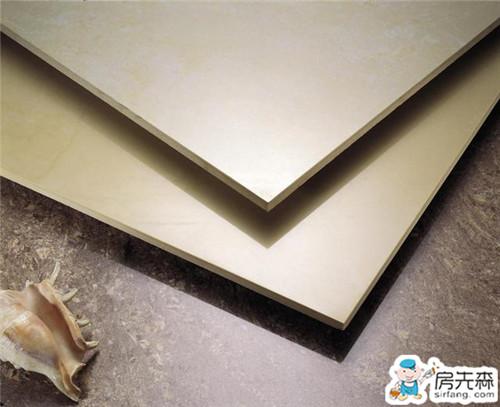 装修过程中,瓷砖挑选是必备技能哦!