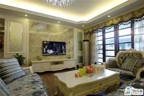 欧式客厅隔断设计,家里档次一下就提升了!