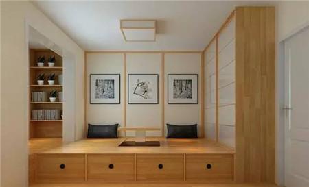 家居榻榻米设计,喜欢榻榻米的房主收了!