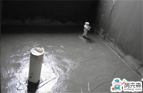 防水注意事项