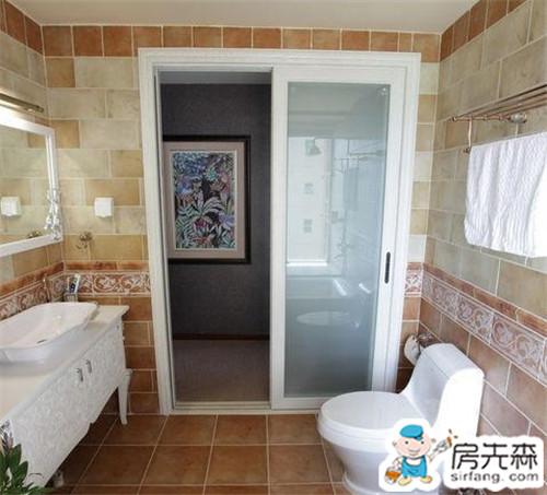 厨房卫生间用什么门?不用太纠结 !