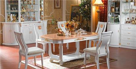 6人餐桌尺寸以及餐桌选购技巧