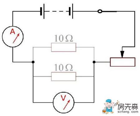 并联型l298驱动电路图