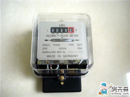 单相电表的接法 三相四线电表的接法